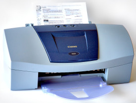 Canon_S520_ink_jet_printer